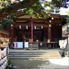 千駄ヶ谷鳩森八幡神社