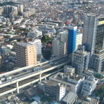 世田谷区三軒茶屋 キャロットタワー