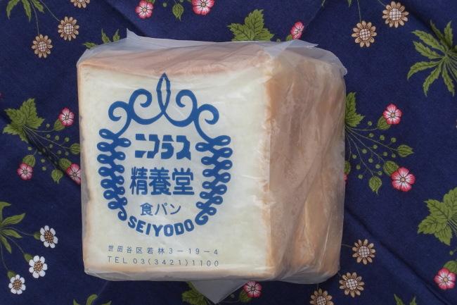ニコラス食パン