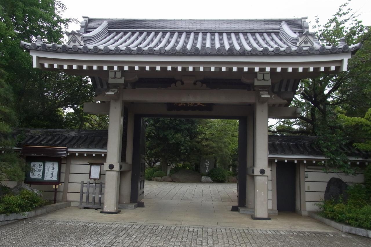 龍雲寺山門